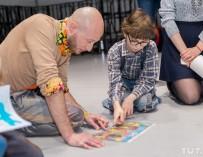 В Минске появился театр, где вместе с профессиональными актерами будут играть дети-аутисты