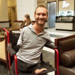 Ник Вуйчич: «Можно молиться, чтобы Бог дал мне руки и ноги. Но они не дают силы в душе»