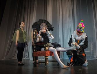 Театр уж полон, или Как сарафанное радио помогает детям с инвалидностью