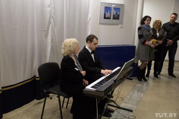 Миша со своей бабушкой Галиной Викторовной
