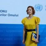 В Молдове девушка со слабым зрением защищает права инвалидов