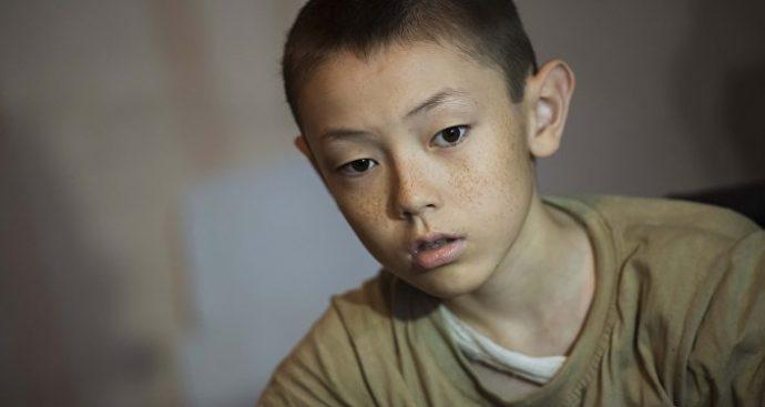 © Sputnik / Табылды Кадырбеков. Больше пяти лет Тилек прикован к инвалидному креслу.