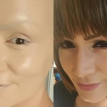 Молодая мама облысевшая из-за болезни, выиграла конкурс красоты
