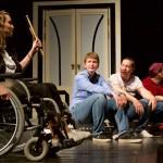 «Иногда я даже забываю о своей инвалидности»