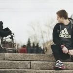 Героем нового клипа Павла Воли, стал парень с инвалидностью