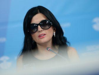 Диана Гурцкая заступилась за слепых, которых отказались поженить
