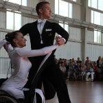 Алеся Алехнович и Максим Шилов танцуют около двух с половиной месяцев.