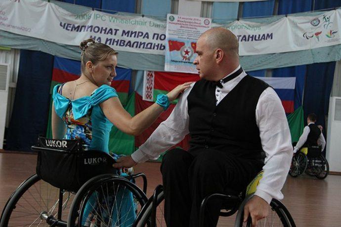 Ольга Никитина и Александр Тимофеев.