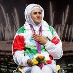 «После аварии я восстанавливалась два года». Колясочница, которая несла флаг Ирана в Рио