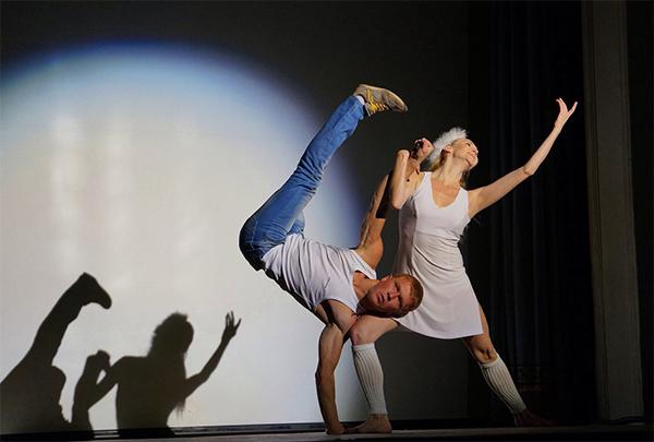 Танцевальная постановка. Фото: Евгений Смирнов/vk.com