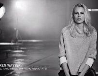 Девушка без ноги стала рекламным лицом бренда Kenneth Cole