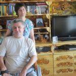 В Пензенской области пара с ограниченными возможностями ломает стереотипы