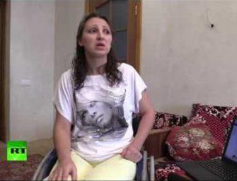 «Шансов не давали, но я выжила»: инвалид рассказала об ужасах войны в Донбассе