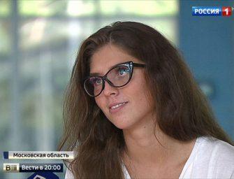 Паралимпийка Анна Крившина: нет никаких ограничений, они только в голове