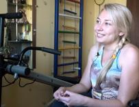 Кристина Кузьмина: «Я бы хотела ходить, но не ощущаю себя такой уж несчастной»