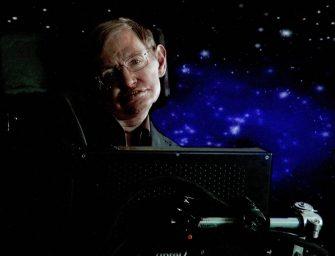 Стивен Хокинг предостерег землян от контактов с внеземными цивилизациями