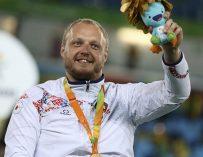 Обладатель золота Паралимпиады фехтовальщик Андрей Праневич: «Дрался, не думая о счете»