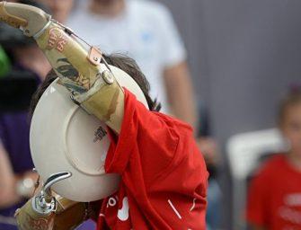 Технологии из РФ вызвали большой интерес на первой бионической Олимпиаде