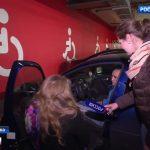 Автохамы оставляют столичных инвалидов без парковочных мест