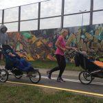 Тридцатый километр или История одной тренировки в нескольких фотографиях