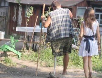 «Я его сердцем чувствую»: как инвалид без руки и ноги стал сыроваром
