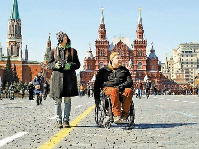 Много желающих посмотреть Москву Фото: личный архив Игоря Гакова