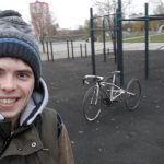 Пермяк изобрел трехколесный велосипед для людей с ДЦП