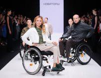 Bezgraniz Couture и студенты БВШД презентовали коллекцию «Новаторы» на подиуме MBFWR