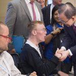 Иван Бакаидов: Церебральный паралич – не помеха активной жизни