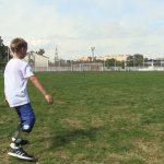Десятерым детям из регионов РФ установили спортивные протезы