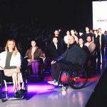 Молодые дизайнеры представили коллекцию одежды для инвалидов