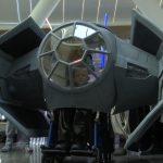 Инвалидную коляску переоборудовали в звездный истребитель