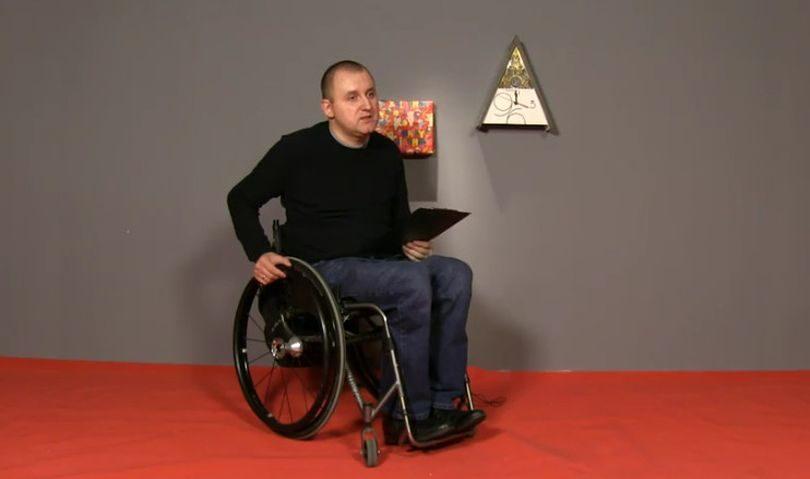 Секс инвалида колясочника
