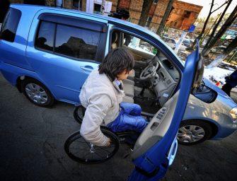 Единый реестр автомобилей инвалидов предлагают создать в России