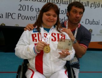 Вера Муратова: Если нас не пускают на Паралимпиады, будем соревноваться со здоровыми!