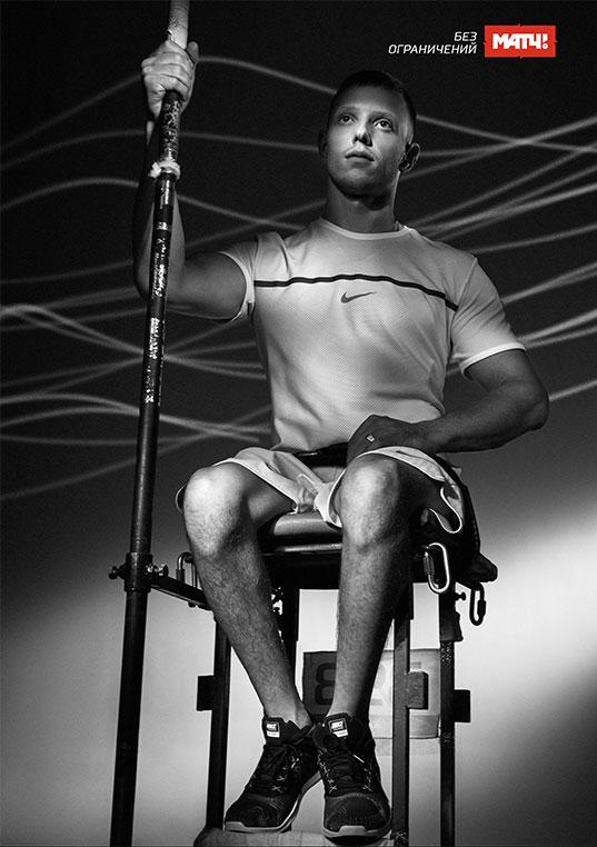 Владислав Фролов 2-кратный чемпион мира по легкой атлетике спорта лиц с поражением опорно-двигательного аппарата.