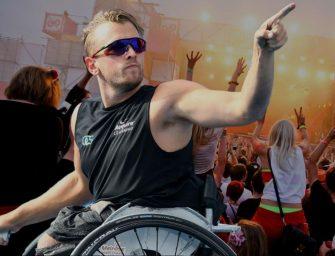 «Без коляски я был бы ничем не примечательным человеком». Австралийский чемпион живет на полную