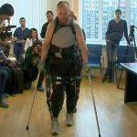В Петербурге показали первый экзоскелет, который изменит жизнь инвалидов-колясочников