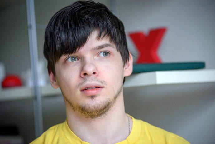 Никита Трофимович. Фото: Сергей Балай