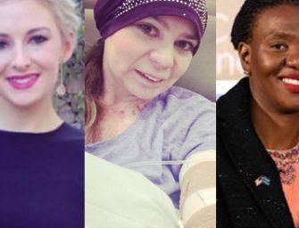 3 истории о женщинах, преодолевших боль