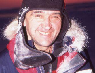 Дмитрий Шпаро: инвалид впервые силою рук пересечет Антарктиду в 2019 году