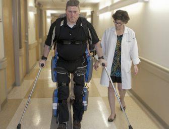 Реабилитация людей с нарушениями двигательной функции в Израиле