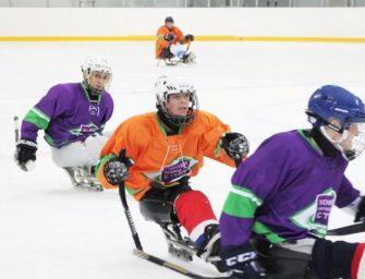 «Следж-хоккей полностью изменил меня и мой мир»