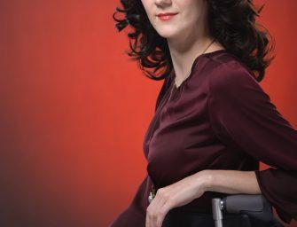 Моя жизнь изменилась к лучшему, когда я села в инвалидную коляску