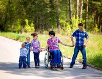 Многодетный отец-инвалид — Человек с большой буквы!