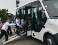 Специальные автобусы для инвалидов появились во Владивостоке