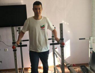 Предприниматель Марат Ильясов из Татарстана, став инвалидом после ДТП, на своем примере доказал, что полный паралич тела это не приговор