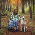Настя и ее питомцы. Как девушка-инвалид из Бобруйска помогает бездомным животным