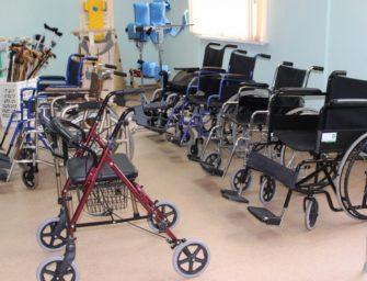 Пункты проката средств реабилитации для инвалидов открыли в районах Хабаровского края