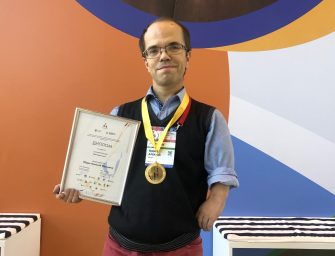Художник-ювелир из Москвы стал героем недели по версии проекта «Гордость России»